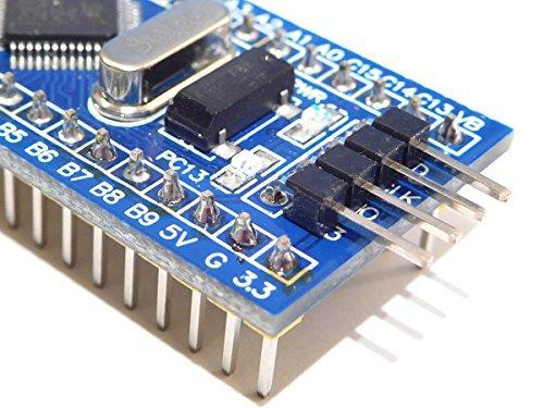 3 x STM32duino - Blue Pill with original STM32F103C8T6 - ST-Link V2