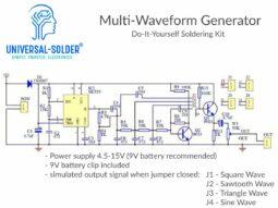2191 5d62b78d 5e85 4377 9ff3 8786fa0197660 255x191 - Multi Waveform Generator with NE555 DIY Solder Kit