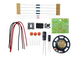 Two-Tone Doorbell Easy DIY Soldering Learning Kit with NE555