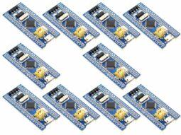 2222 b4491ddc 4966 4f04 a987 165ebf5b46820 255x191 - 10 Pack STM32 Blue Pill STM32duino STM32F103C8T6