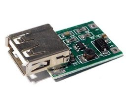 1929 5e602880 8281 4dd8 9eff 61a5f80198511 255x191 - 2 x DC-DC Boost Converter from Single Cell 0.9-3.7V input to 5V USB output