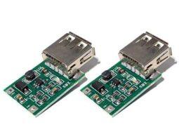 1929 7219f7db 0448 4172 a0cf 3b5e1ed113800 255x191 - 2 x DC-DC Boost Converter from Single Cell 0.9-3.7V input to 5V USB output