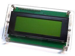 2284 ebccfa91 816c 4470 8373 8066bcdf61020 1 255x191 - LCD 2004 4x20 Display Acrylic LCD Enclosure - fits LCD with I2C Adapter as well