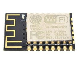 1847 f9255380 fbf7 4639 ab1e 44ddead090f60 255x191 - ESP8266 ESP-12F WiFi MCU Module with 80/160MHz, 4MB