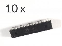 10 pcs Atmega328P-PU Arduino UNO R3 Boot Loader installed
