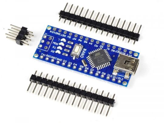 Arduino Nano V3 Atmega328P-AU 16MHz 32kB compatible
