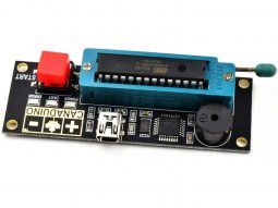 Stand-Alone Arduino Atmel Microchip AVR Atmega Boot Loader Programmer