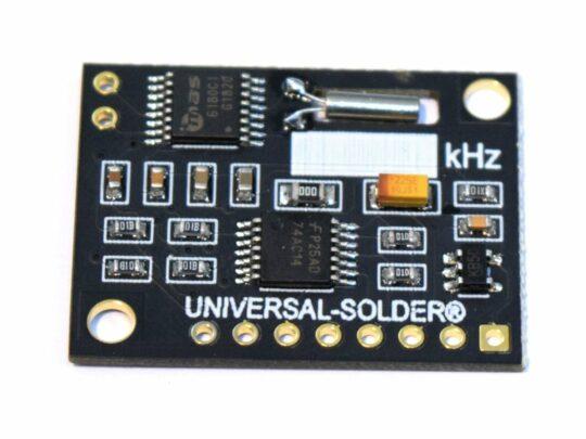 CANADUINO DCF77 Atomic Clock Receiver Module 77.5kHz for Europe