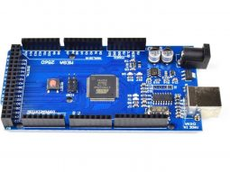 MEGA 2560 Arduino compatible, 16MHz, 256kB, CH340G USB