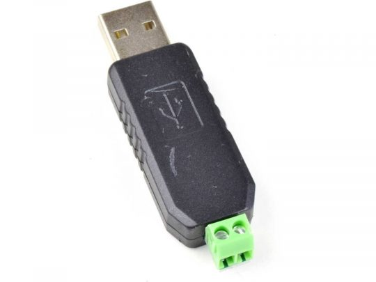 USB RS485 2-wire serial converter, 4000ft, 2Mbit/s