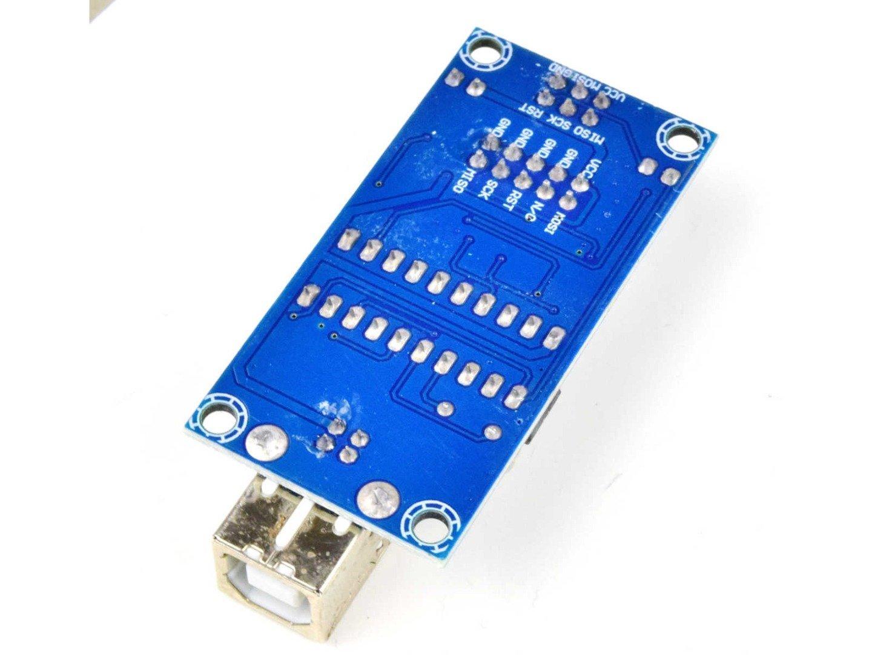 USBtinyISP, ISP AVR programmer for Atmega Attiny