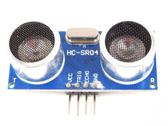 Ultrasonic Distance Measuring Sensor HC-SR04 Arduino etc.