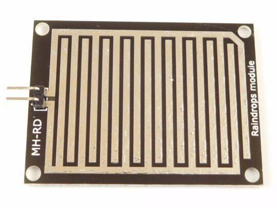 Rain Drop Sensor analog and digital out for Arduino etc.