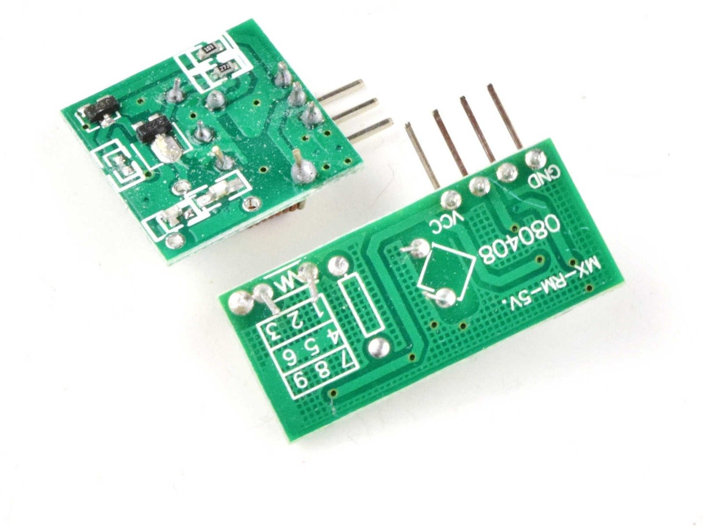 433 MHz Wireless Transmitter Receiver Kit for Micro Controller