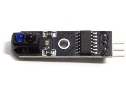 Line Follower Obstacle Avoidance Tracking IR Sensor for Robots