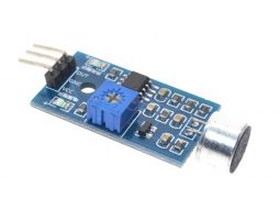 Noise Sound Audio Sensor adjustable trigger output for Arduino etc.
