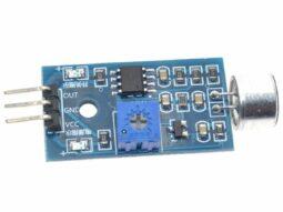 Noise Sound Audio Sensor adjustable trigger output for Arduino etc.