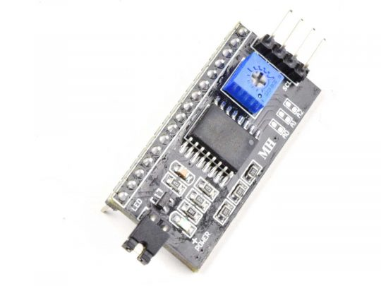 I2C Interface with PCF8574 for LCD 1602 2004 etc.