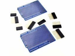 2 pcs. Arduino Proto Shield Board for UNO Leonardo MEGA