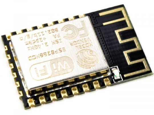 ESP8266 ESP-12F WiFi MCU Module with 80/160MHz, 4MB