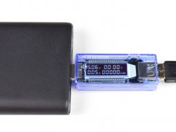 USB Voltmeter – Ammeter – Charge Meter with LCD