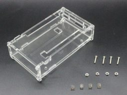 Arduino MEGA 2560 R3 Case Acrylic Enclosure DIY Kit