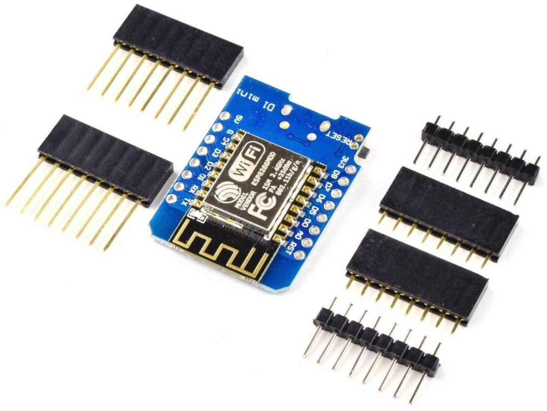 DC Power Shield For Wemos D1 Mini IOT ESP8266 For Arduino NodeMcu TW