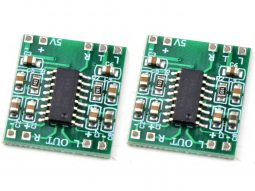2×3 Watt Digital Stereo Mini Amp 5V – Set of 2 Modules PAM8403