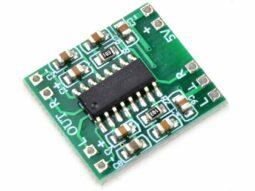 2×3 Watt Digital Stereo Mini Amp 5V – Set of 2 Modules PAM8403