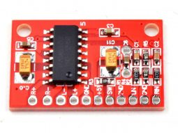 3 Watt Stereo Mini Class-D Audio Amplifier 5V, Standby-Mode