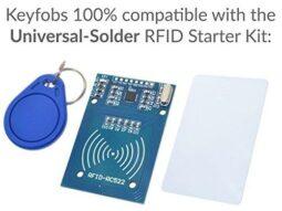 5 pcs RFID Keyfob 13.56 MHz MIFARE 1k S50