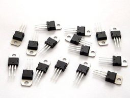 16 pcs TO-220 Voltage Regulators Kit