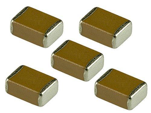 320 pcs Ultimate SMD 1206 Ceramic Capacitors Kit 10pF to 22uF