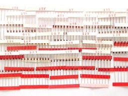 270 pcs Ultimate Zener Diodes Kit 2.4-33V 0.5W DO-35