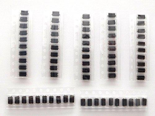 70 pcs SMD Diodes Kit, 7 types, 10 pcs each