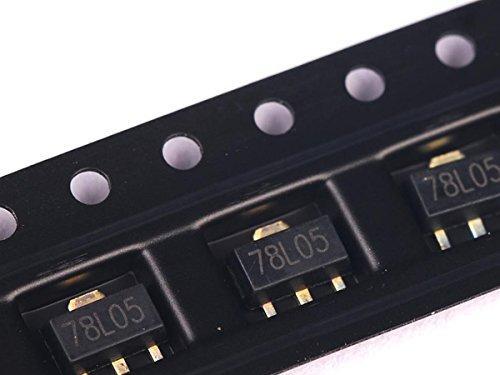 80 pcs Ultimate SMD LDO Voltage Regulator Kit SOT-89