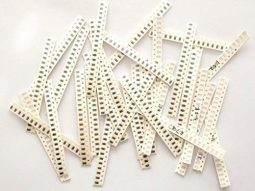 660 pcs 33 values Ultimate SMD 1206 resistor kit