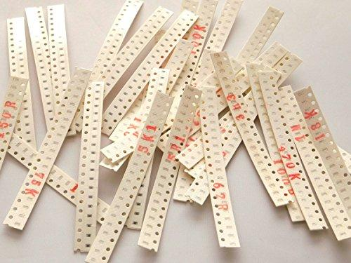 660 pcs 33 values Ultimate SMD 0603 resistor kit