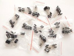 120 pcs Ultimate Electrolytic Capacitors Kit 220nF-470uF