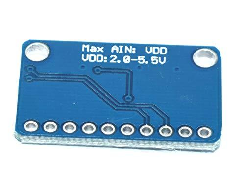 ADS1115 4-Channel A/D-Converter I2C 16bit for Arduino etc.