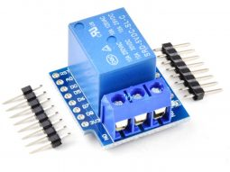 WEMOS D1 Mini compatible Relay Shield