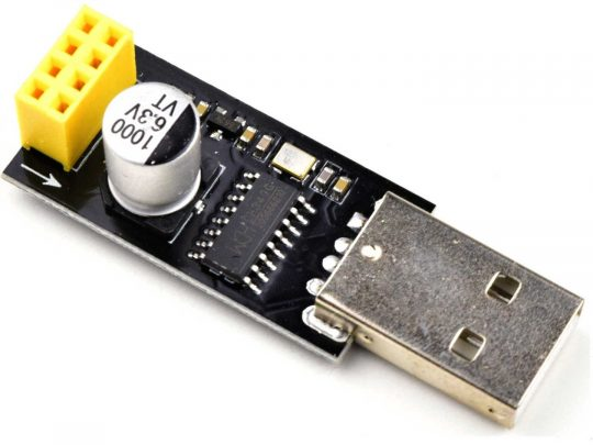 ESP-01 USB Adapter for WiFi Module ESP8266