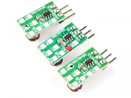 DC-DC Switching Voltage Regulator 5V 1A, 7805 Replacement