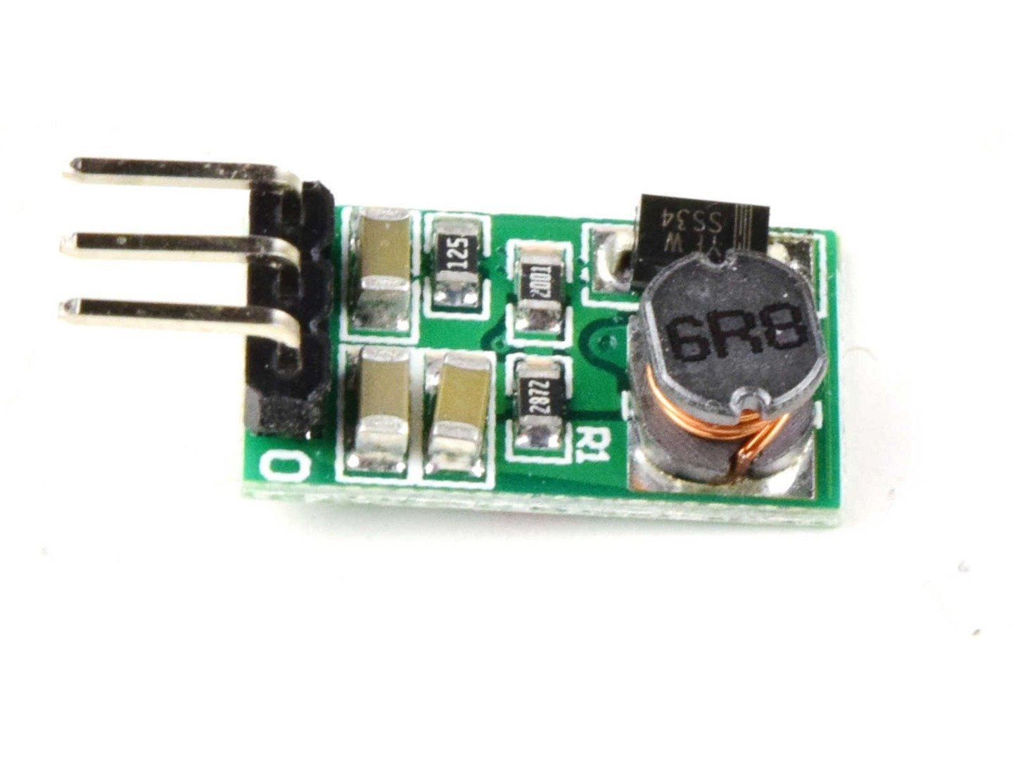 DC-DC Switching Regulator 5V 1A – TO-220 pinout – 7805 Replacement