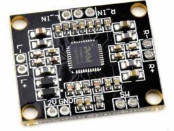 10W + 10W Stereo Audio Class-D Amplifier PAM8610