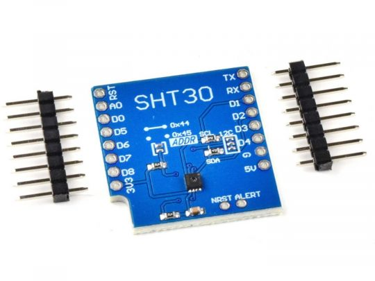 SHT30 Digital Temperature Humidity Shield for Wemos D1 Mini