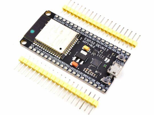 ESP32 DEVKIT ESP-WROOM-32, 4MB, CP2101 USB, IoT, Arduino comp.