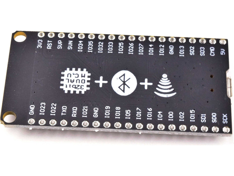ESP32 DEVKIT ESP-WROOM-32, 4MB, CP2101 USB, IoT