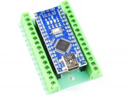 Screw Terminal Adapter for Arduino Nano and Bread Board Buddy
