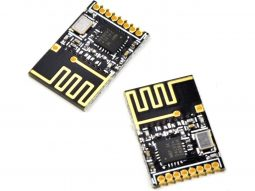 2 x nRF24L01+ 2.4GHz Wireless Mini Module 1.9-3.6V